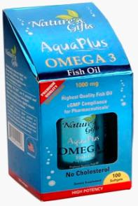 Vitamins aqua plus omega 3 fish oil 1000mg home for Fish oil weight lifting
