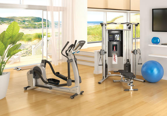 How to design your own home gym u home training in uae